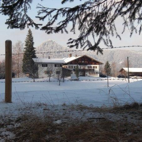 Greinhof im Winter, © im-web.de/ Touristinformation Fischbachau
