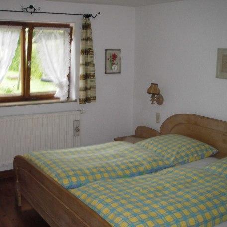 2 getrennte Schlafzimmer, © im-web.de/ Touristinformation Fischbachau