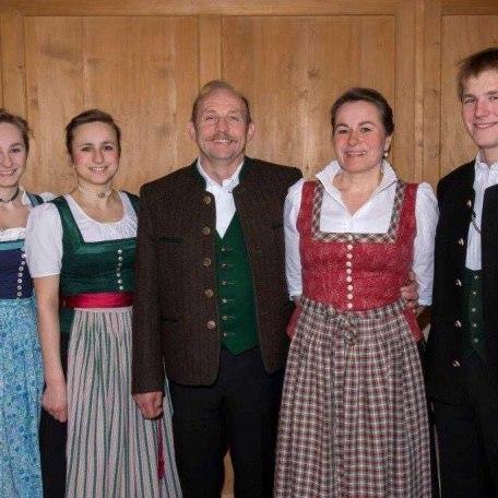 Wir, die Familie Wittmoser freuen uns auf Ihren Besuch!, © im-web.de/ Touristinformation Fischbachau