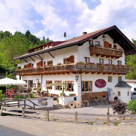Landgasthof Alte Bergmühle, © im-web.de/ Touristinformation Fischbachau