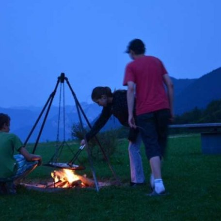 Ein schöner Abend!, © im-web.de/ Touristinformation Fischbachau