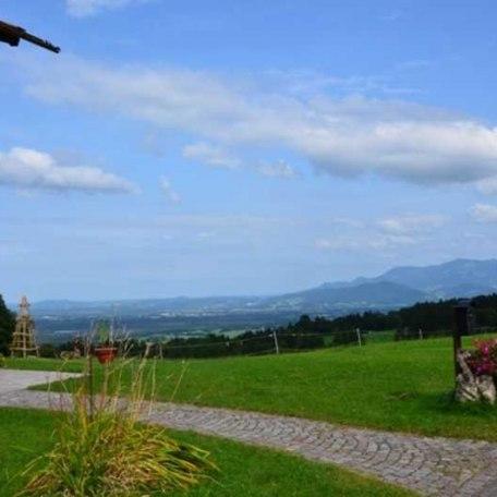Der Blick in die Weite!, © im-web.de/ Touristinformation Fischbachau