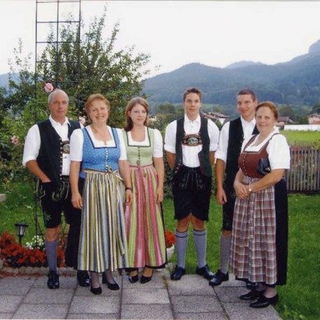 Familie Bacher, © im-web.de/ Touristinformation Fischbachau