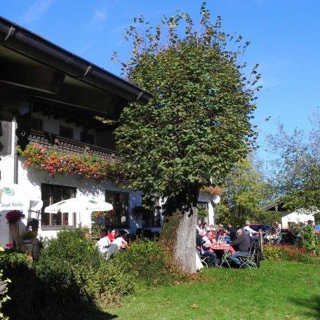 Biergarten, © im-web.de/ Alpenregion Tegernsee Schliersee Kommunalunternehmen