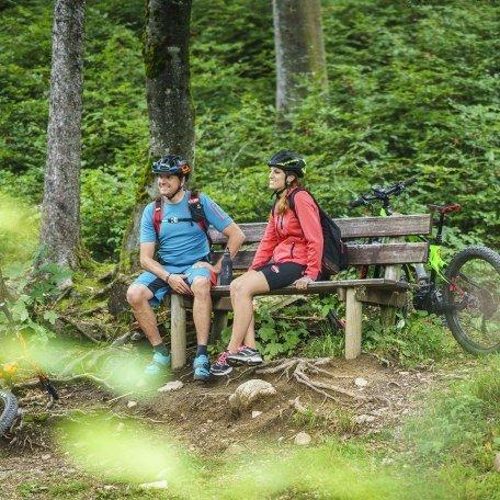 Mountainbike Tour Fischbachau, © Dietmar Denger