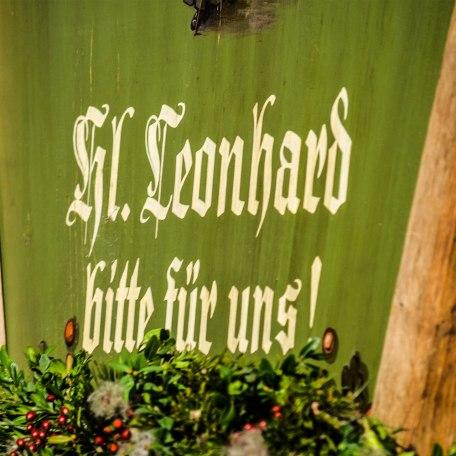 Leonhardifahrt Hundham Oberbayern, © Florian Liebenstein