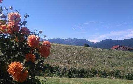 Blick in die Berge, © im-web.de/ Touristinformation Fischbachau