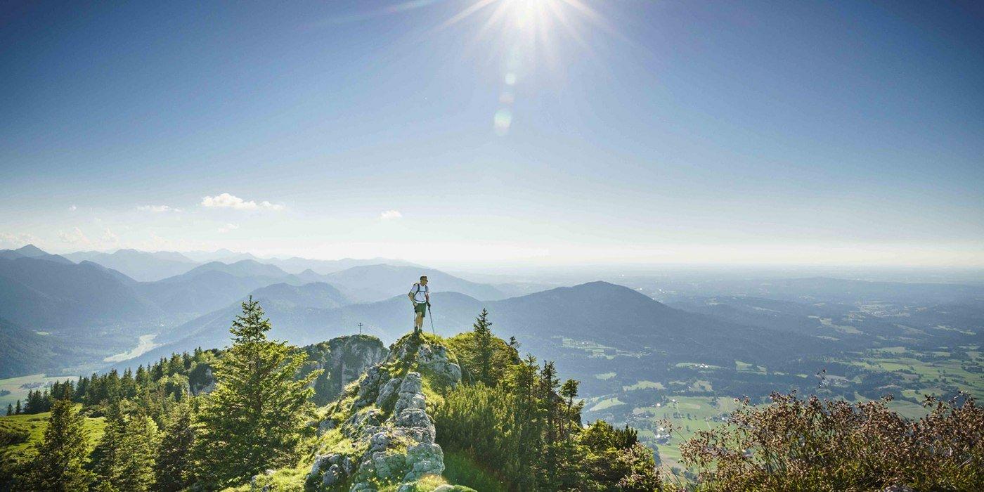Wandern Breitenstein Fischbachau, © Dietmar Denger