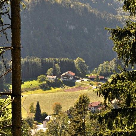 Greinhof von oben, © im-web.de/ Touristinformation Fischbachau