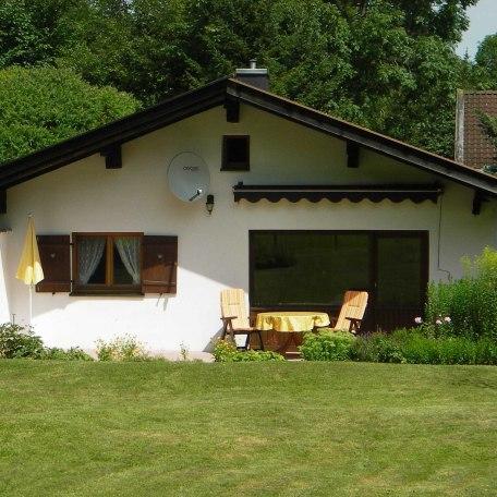Ferienhaus Heidtmann mit Sonnenterrasse und Garten nach Süden und herrlichem Ausblick in Berge, © im-web.de/ Touristinformation Fischbachau